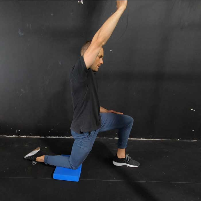iliopsoas stretch