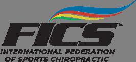 International federation of sports chiropractic logo