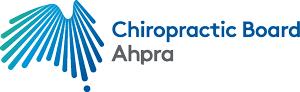 chiropractic board of australia logo