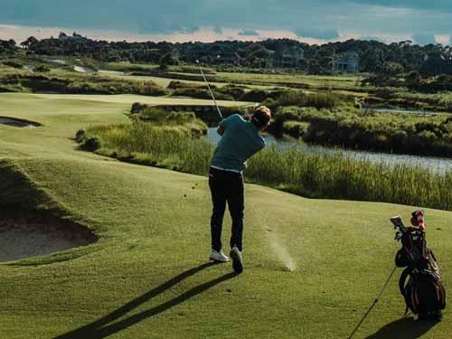 golf injury treatment brisbane