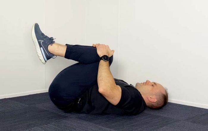 low back pain stretch