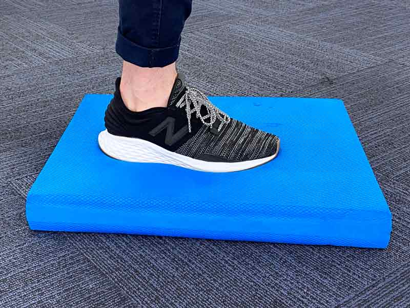 leg ankle and foot rehabilitation