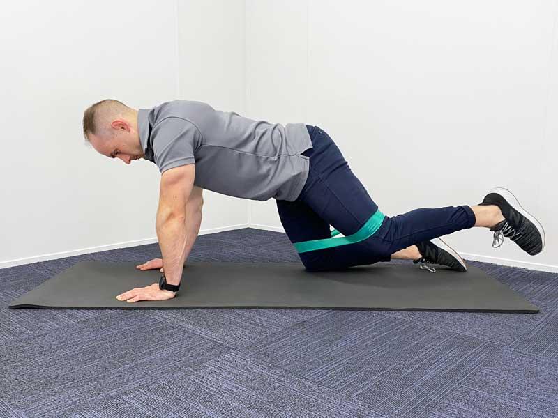 low back pain & hip rehabilitation